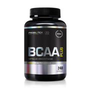BCAA Plus (240 Cáps) Probiótica