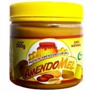 Pasta de Amendoim AmendoMel - 500g - Thiani Alimentos