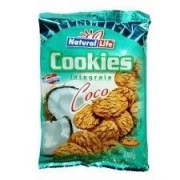 Cookies Integrais - 180g - Natural Life