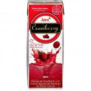 Suco Cranberry Zero c/ Morango (1 Litro) Juxx