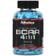 Bcaa 4:1:1 vitamina B6 - 200 tabletes - Atlhetica