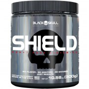 Shield L-Glutamine (300g) Black Skull