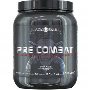 Bope Pré Combat 1.3LBS (600g) Black Skull