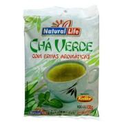 Chá Verde com Ervas Aromáticas (100g) Natural Life