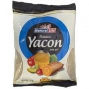 Batata Yacon em pó (150g) Natural Life