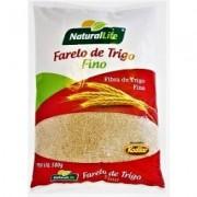 Farelo de Trigo Fino - 500g - Natural Life