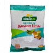 Farinha de Banana Verde - 150g - Natural Life
