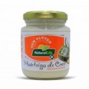 Manteiga de Coco Sem Glúten - 210g - Natural Life