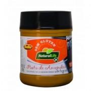 Pasta de Amendoim Integral - 300g - Sem Glúten - Natural Life