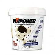 Pasta de Amendoim Brownie Cream - 1,005kg - Vita Power