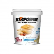 Pasta de Amendoim Blank Protein - 1,005kg - Vita Power