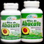 Óleo de Abacate (120 Cápsulas) NutraCaps