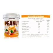 Pasta de amendoim premium Just Peanut cremosa - 1kg - Giohnutz