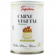 Carne Vegetal - 400g - Superbom