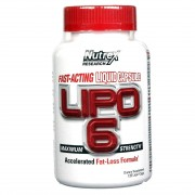 Lipo 6 (120 Cáps) Nutrex Research