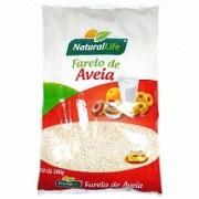 Farelo de Aveia - 500g - Natural Life