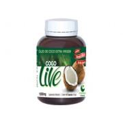 Óleo de Coco Live - 60 cápsulas - Copra coco