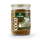 Açúcar de coco - 350g - Copra