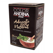 Adoçante Stévia - 20g - Color Andina Food