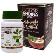 Adoçante Stévia - 40g - Color Andia Food