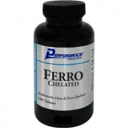 Ferro Chelated (100 Tabs) Performance Nutrition