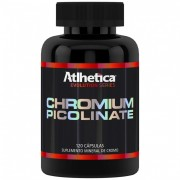 Chromium Picolinate (120 Cáps) Atlhetica