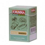 Fécula de Mandioca sem Glúten- 400g - Aminna