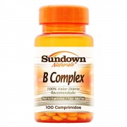 B Complex (100 comprimidos) - Sundown