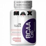 BCAA 1,2G (120 Tabletes) Max Titanium