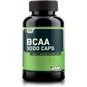 BCAA 1000mg 200 Cápsulas - Optimum