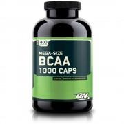 BCAA 1000 400 Cápsulas - Optimum