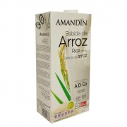 Bebida de Arroz (1L) - Amandin