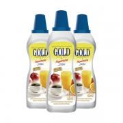 Adoçante Dietético Líquido Aspartame (65ml) - Gold Premium Sweet