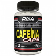 Cafeína (60 Cáps) DNA Nutrition