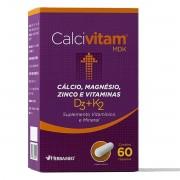 Calcivitam MDK - 60 cápsulas - Herbamed