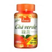 Chá Verde (100 Cáps) Tiaraju