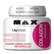 Colagen 500 (100 Cáps) MAX TITANIUM