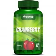 Cranberry - 60 cápsulas, 500mg - Herbamed