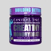 Creatina Monohidratada - 300g - Canibal INC