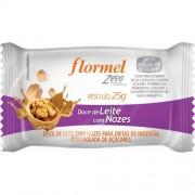 Doce de Leite com Nozes Zero (25g) - Flormel