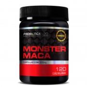 Monster Maca Peruana (120 Cápsulas) Probiótica