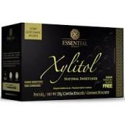 Adoçante Xylitol (50 sachês) 250g Essential Nutrition