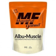 Albumina Albu-Muscle - 450g - Muscle Full