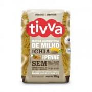 Massa Alimentícia de Milho com Chia Tipo Penne (500g) Tivva