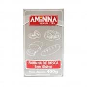 Farinha de Rosca sem Glúten - 400g - Aminna