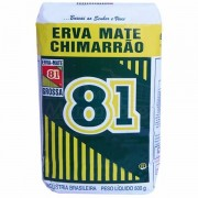 Erva Mate Chimarrão 81 Moagem Grossa (1kg)