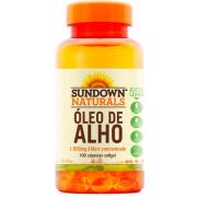 Óleo de Alho (100 Cáps) Sundown