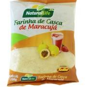 Farinha de Casca de Maracujá (200g) Natural Life