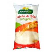 Farinha de Trigo Integral - 1kg - Natural Life
