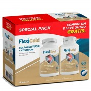 FlexiGold Special Pack - 60 cápsulas, 40mg - Herbamed